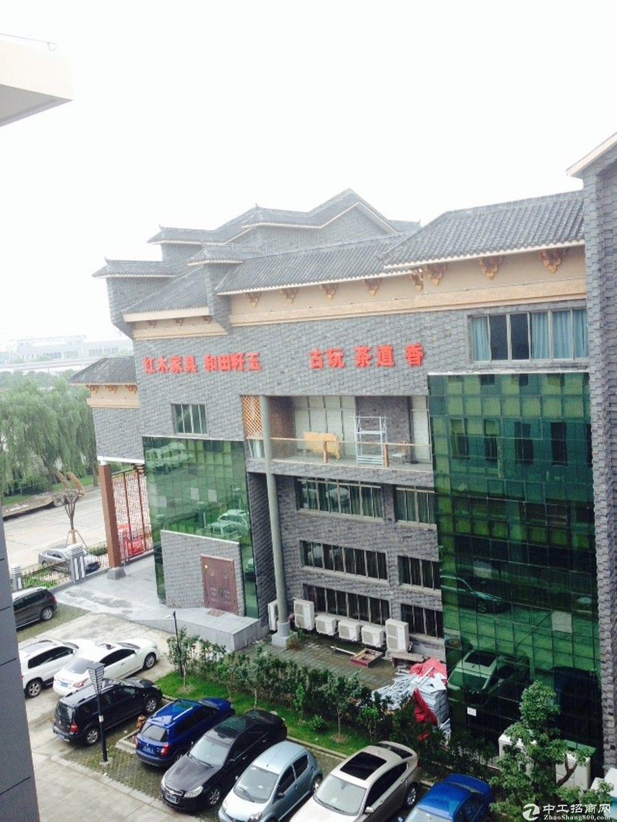 松江工厂388平方绿证50年办公仓储小生产简单装修