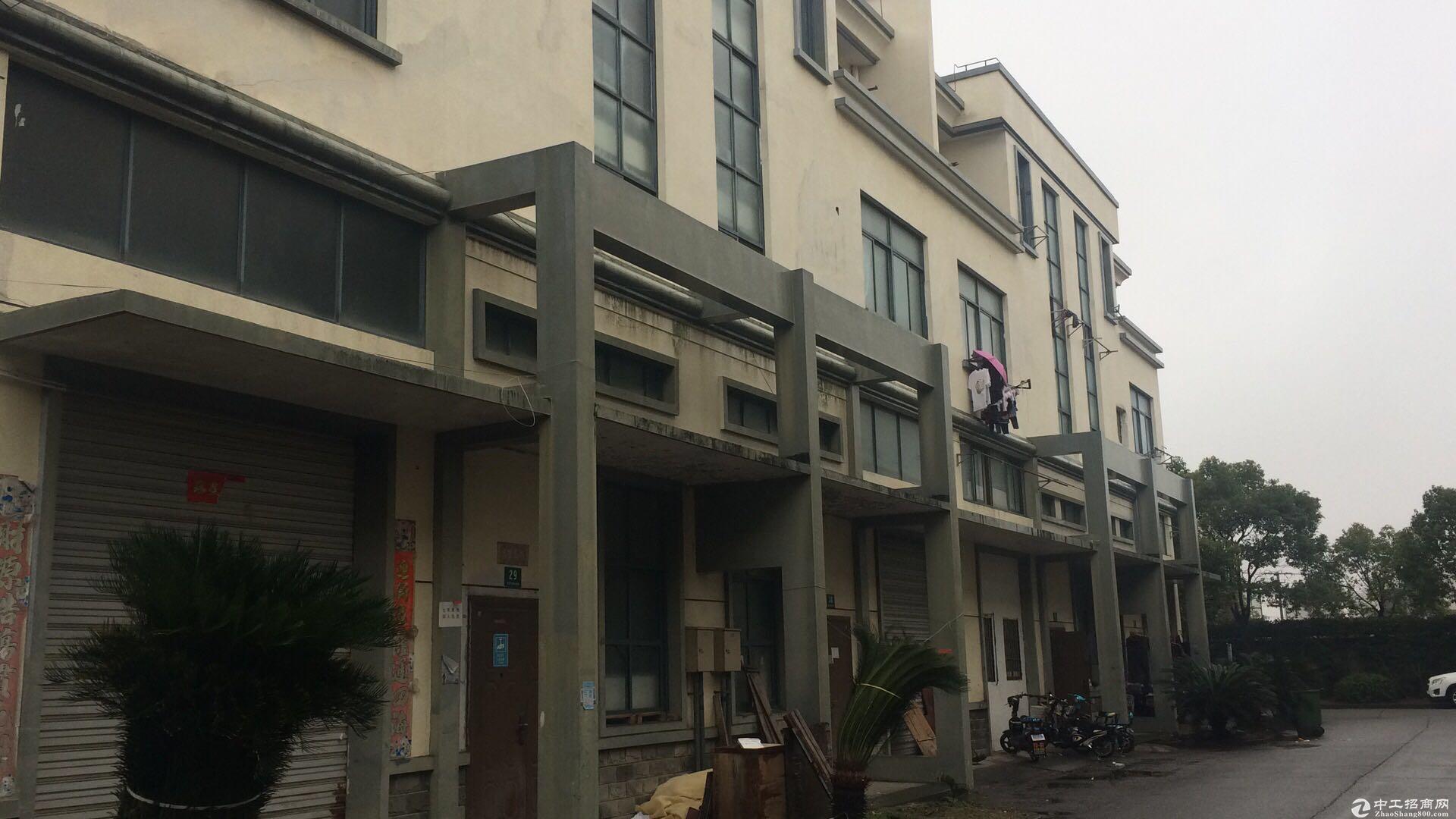 金山亭林工业区绿证50年400平方小生产加工厂房出售
