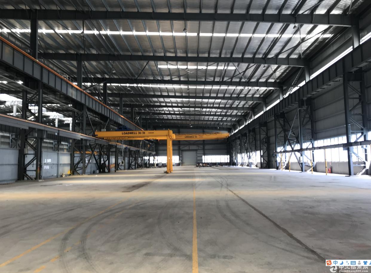 浦东临港重装备产业区厂房出租
