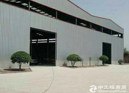 西宝高速兴平西出口附近紧靠344国道厂房出租