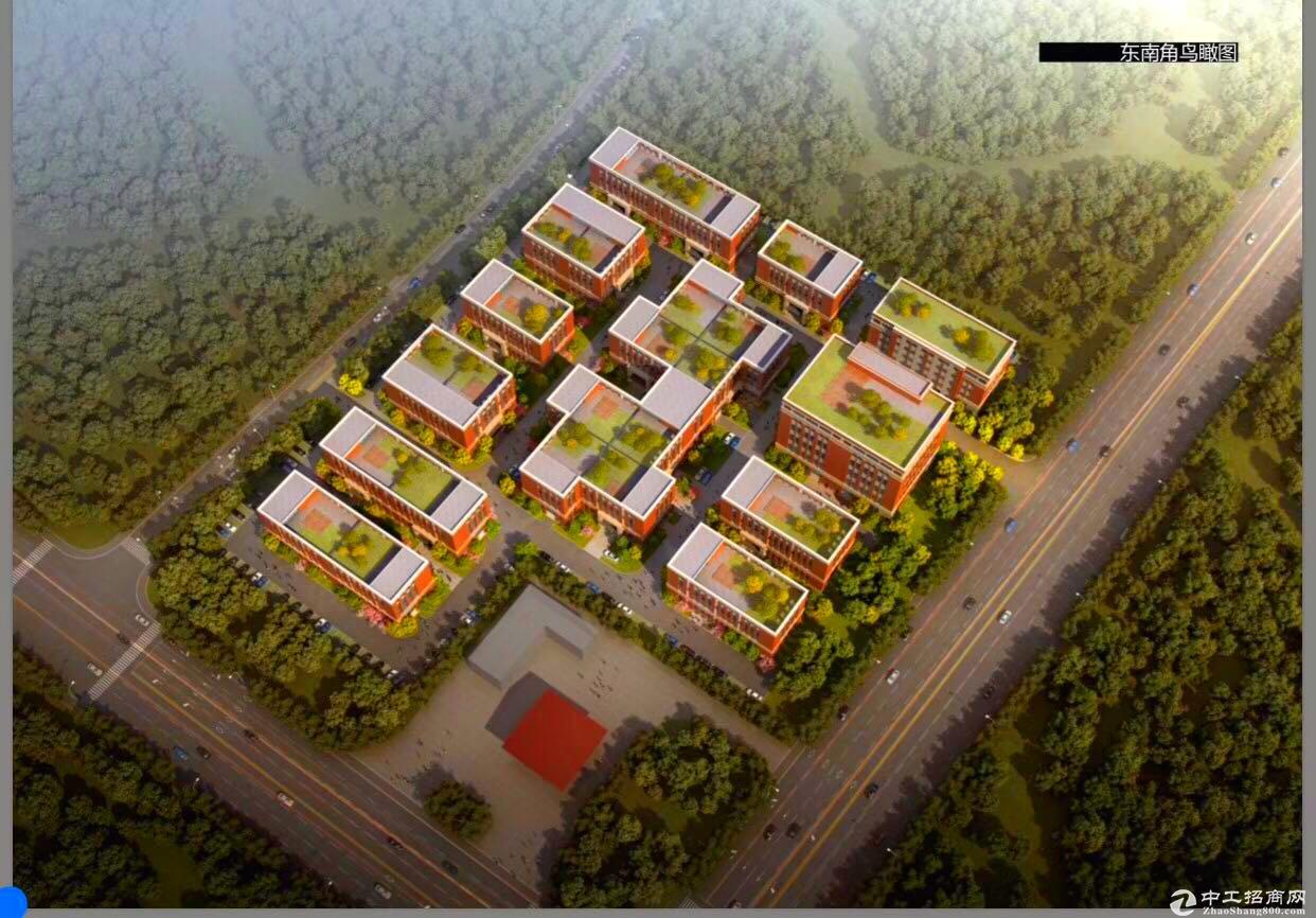 中海外?智荟港,花园式多层标准厂房,环境优美,火热出售
