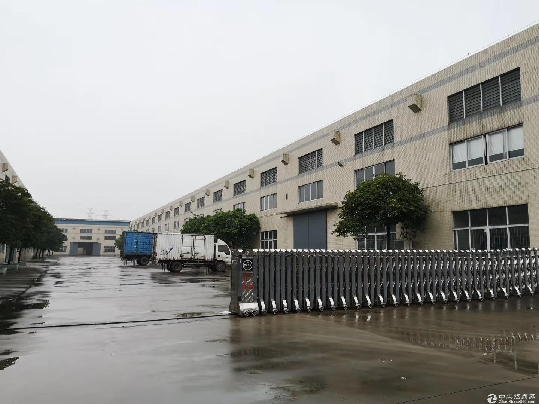 25亩高明工业区厂房出售,形象好,位置好