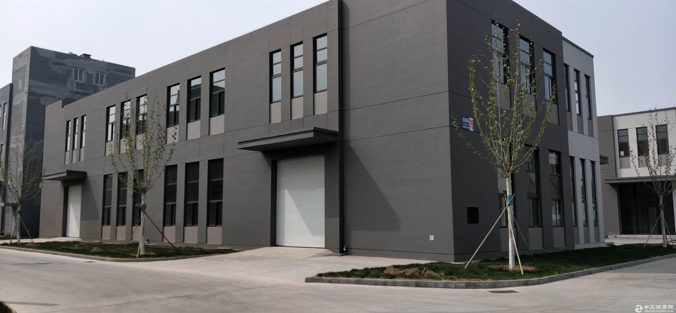 出售厂房,花园式标准园区,现代化标准厂房,多行业准入-图2