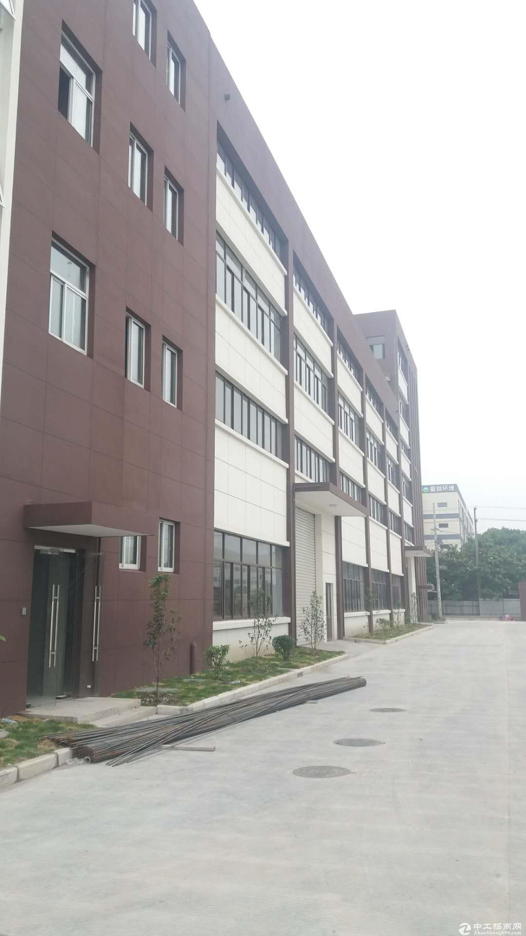 胜浦甪直2000平高标厂房,位置好环境优