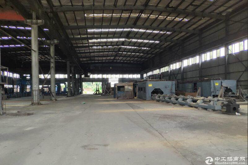 青白江区 3200平仓库标准钢结构仓库出租,可分租