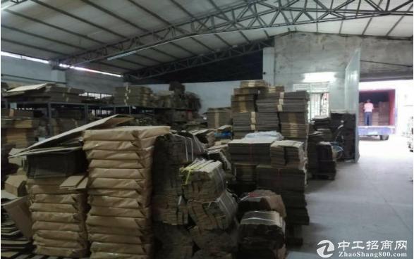 东莞茶山出租原房东单一层铁皮厂房800平方