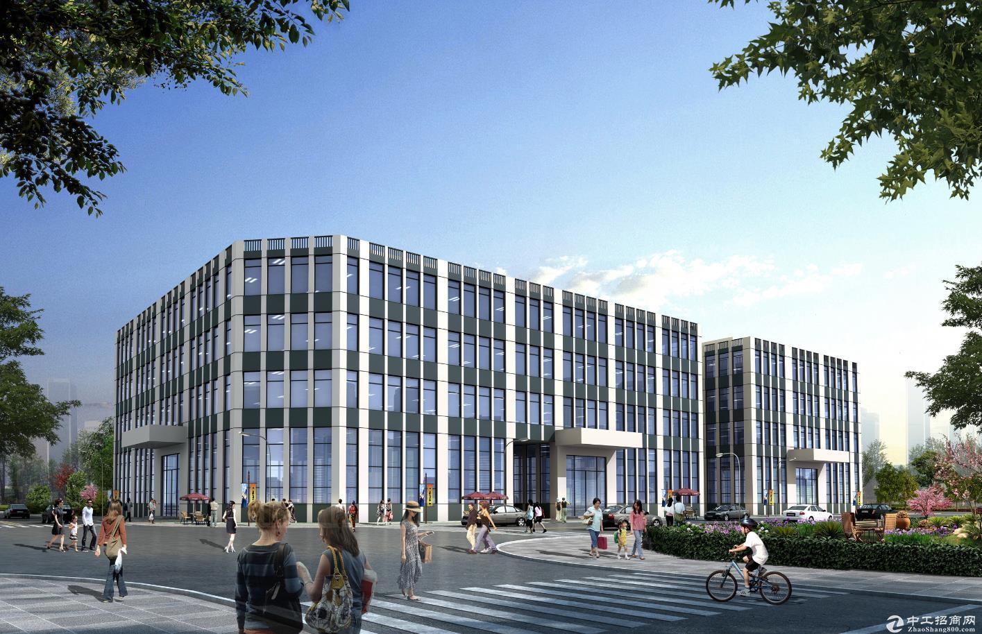 外环旁8000−13000平米厂房定向开发