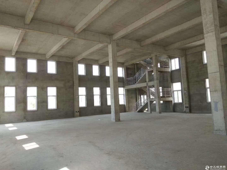 江北新区 独立产权厂房 可贷款 层高八米