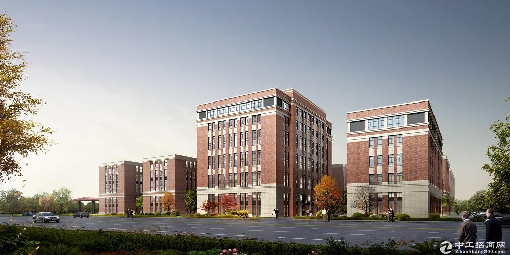 江宁高新区,中海外·智荟港 一期项目可分割产权厂房图片1