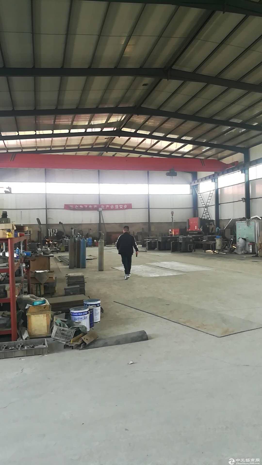 涿州1300平厂房出租