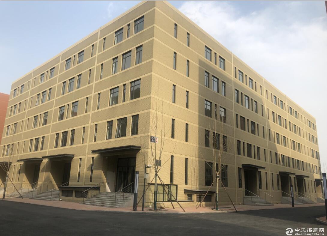 顺义仁和镇5层独栋研发厂房出售,注册环评 证件齐全