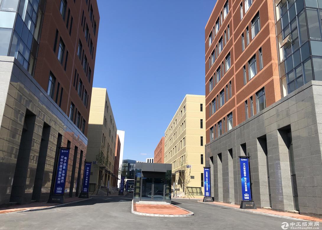 顺义仁和镇6层独栋研发厂房出租,注册环评 证件齐全-图2