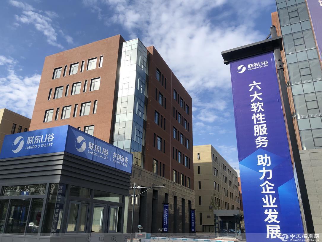 联东U谷顺义仁和独栋厂房出租出售 大产权可贷款环评-图2