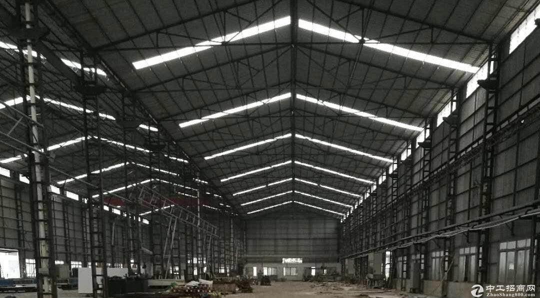 鹤山2-3万平方工业厂房出租(化工工业2520kva独栋
