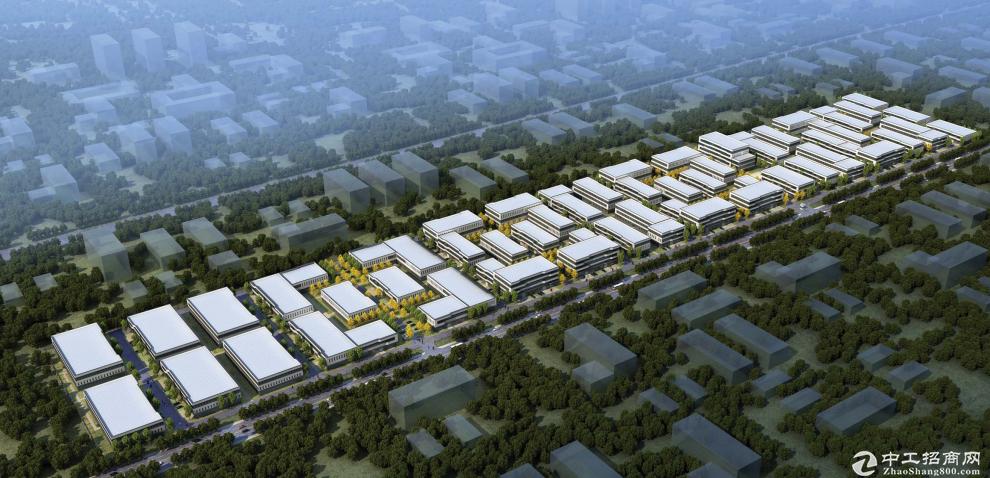 宜兴和桥中南高科产业园独栋厂房出售
