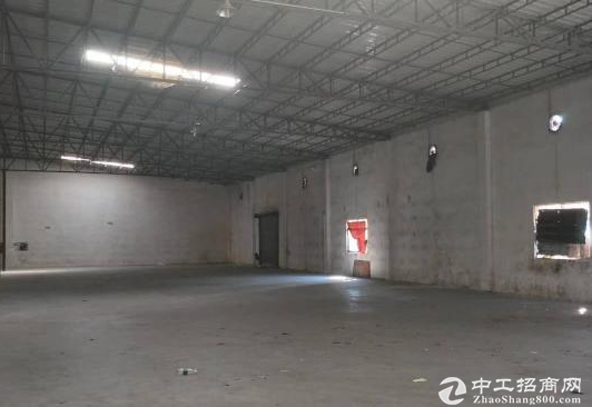 东莞茶山京山村单一层厂房600平方出租