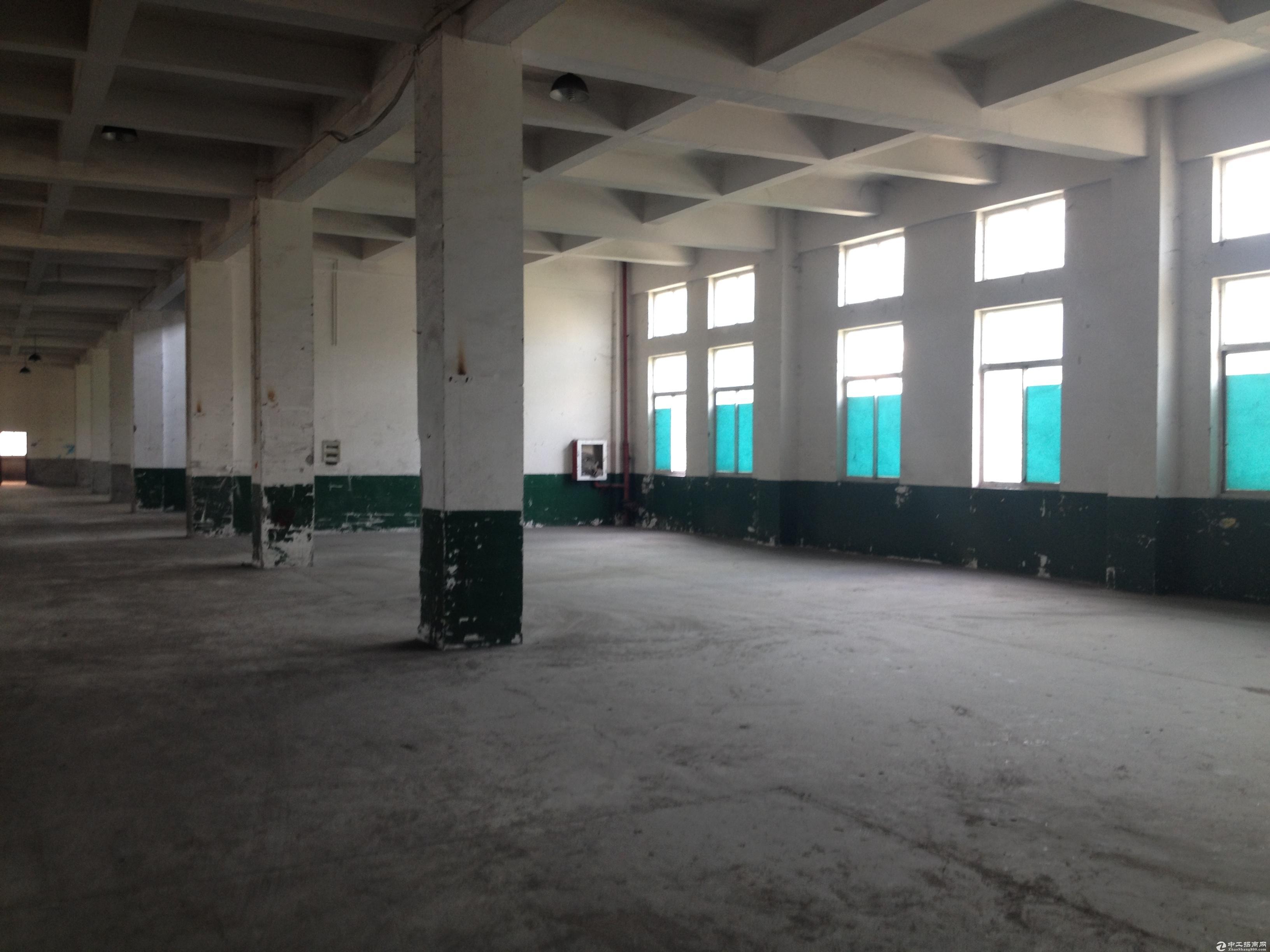 莘庄工业区独门独院3400平米标准厂房出租