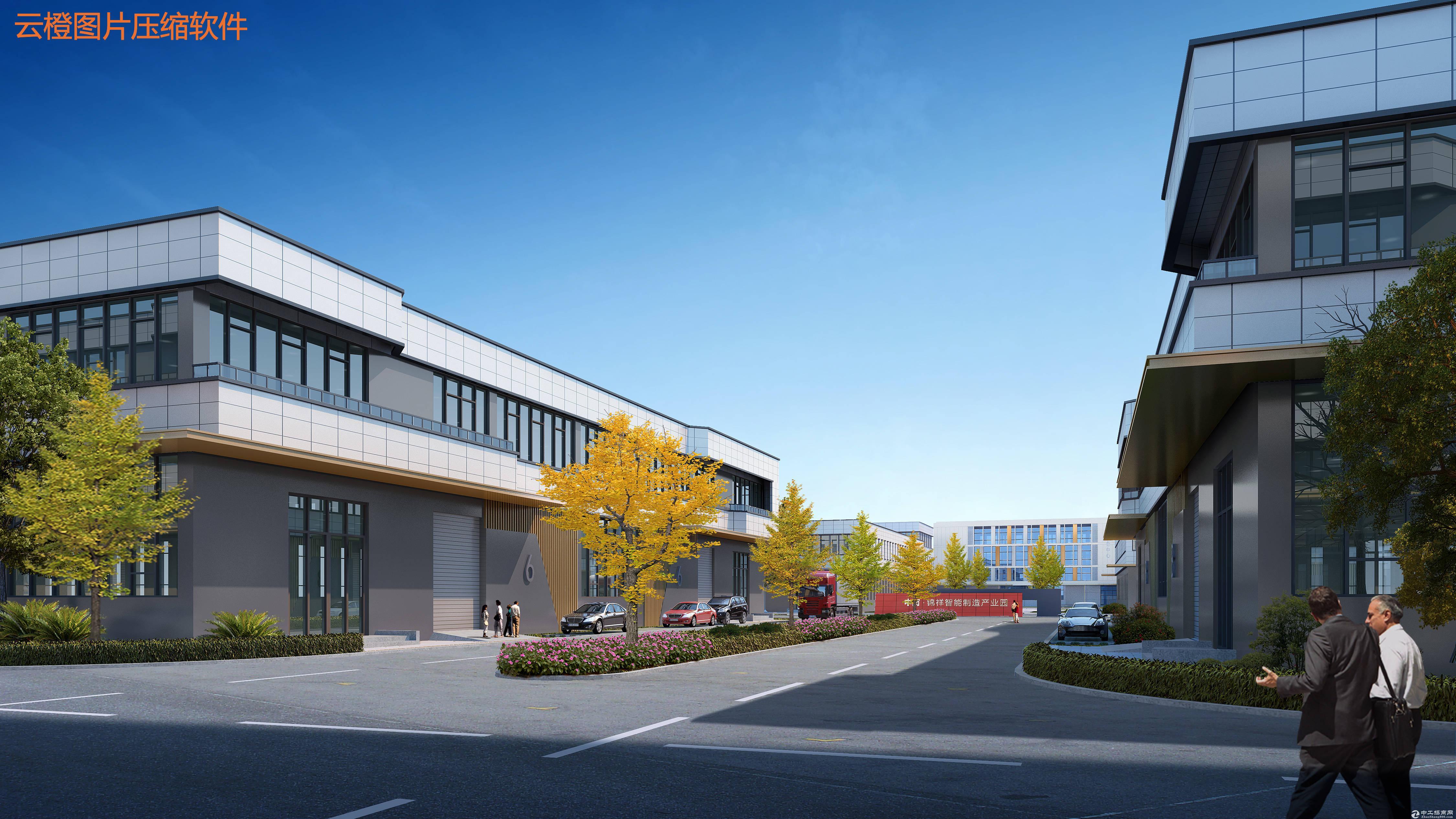 肥西、双凤开发区 厂房在售+出租 8.1米层高 位置极好