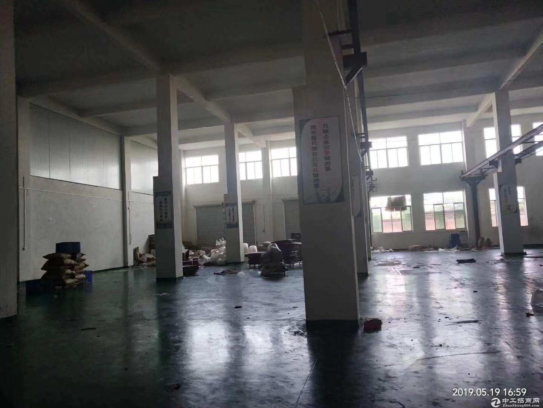 江海高新区标准厂房1500方出租 带行吊带装修