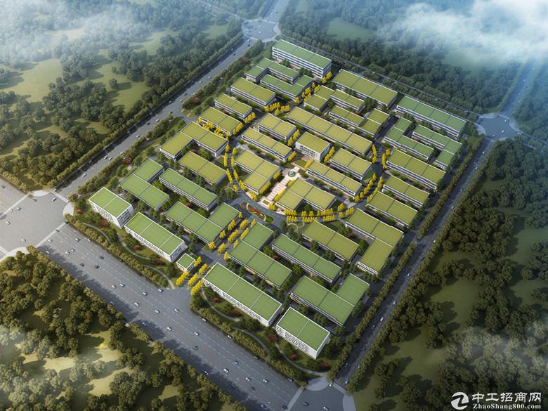中南高科智能产业园 生产办公研发一体化 600~10000㎡ 50年独立产权