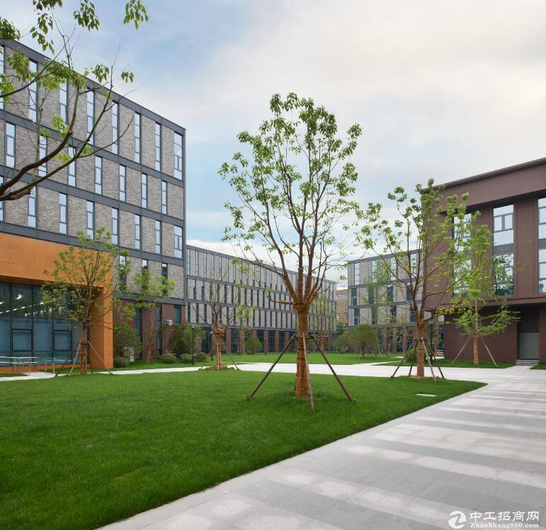 肇庆新区第五代产业园,可定制独栋厂房仓库,带独立产权出售-图2