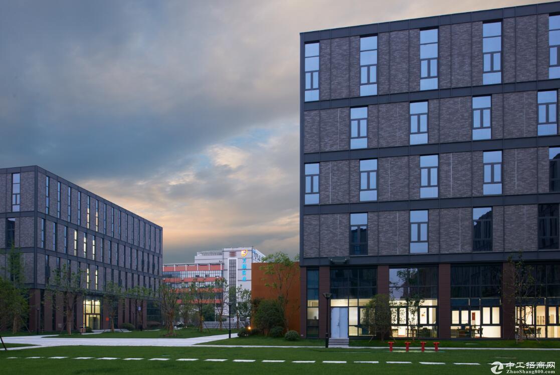 肇庆新区第五代产业园,可定制独栋厂房仓库,带独立产权出售-图3
