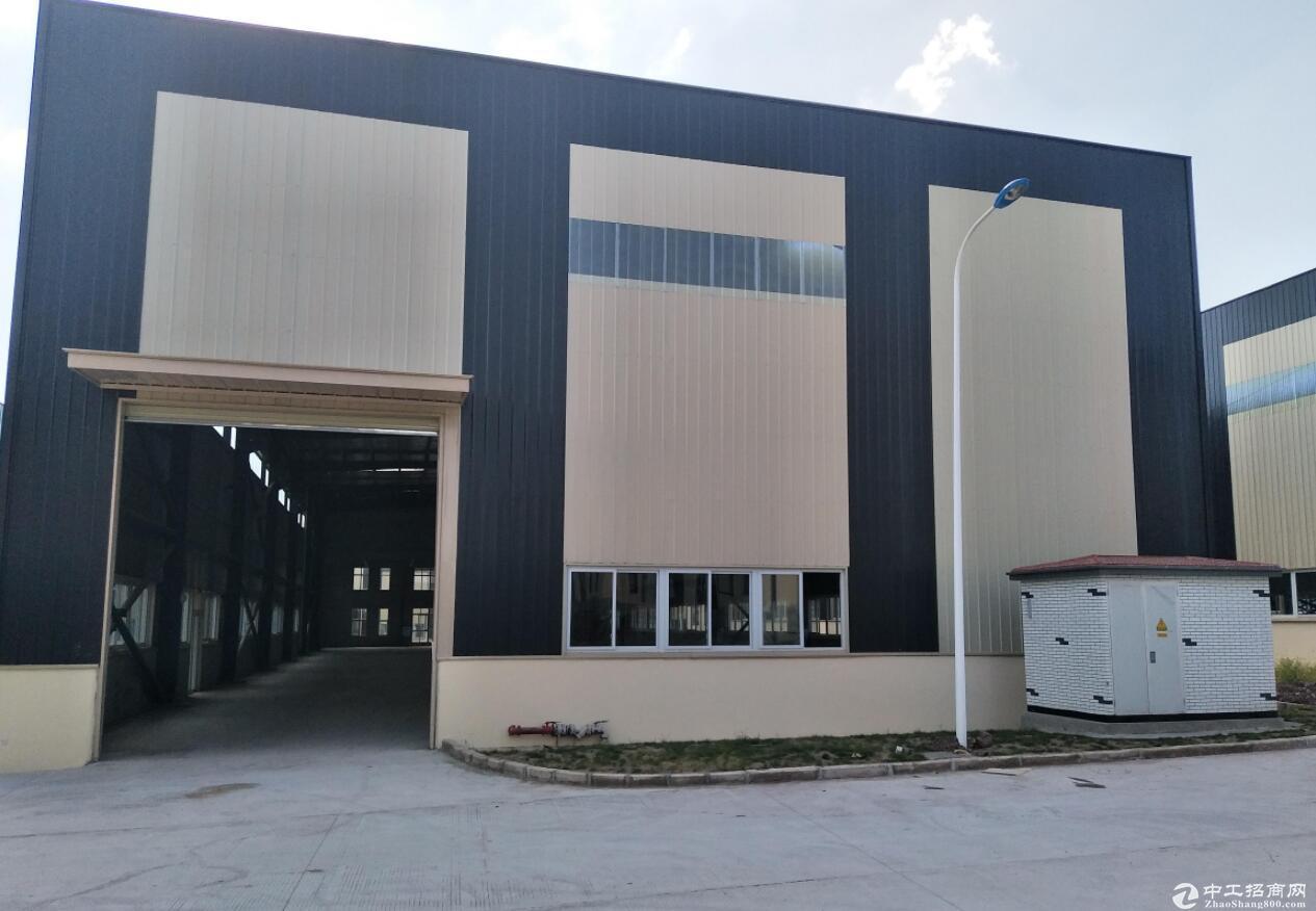 工业园区单层12米独栋厂房