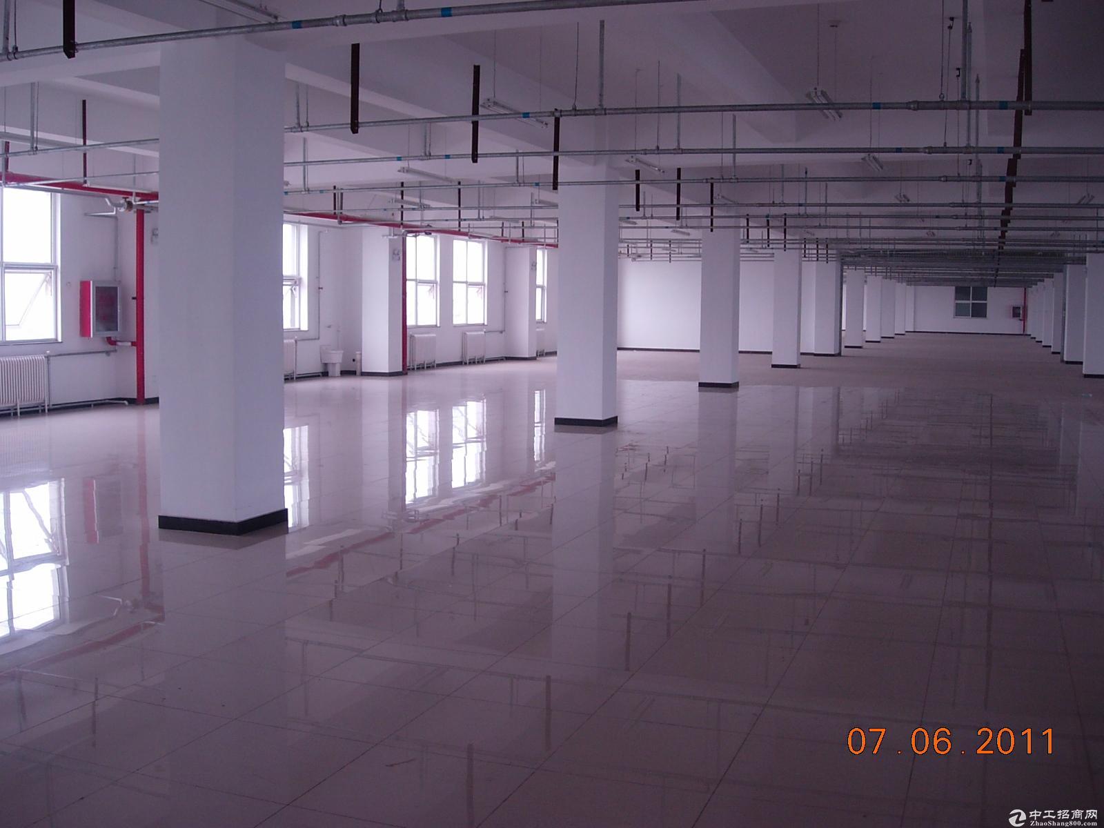 昌平科技园可环评注册标准工业园厂房出租