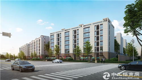 北京东燕郊宏远产业园研发办公楼出售图片2