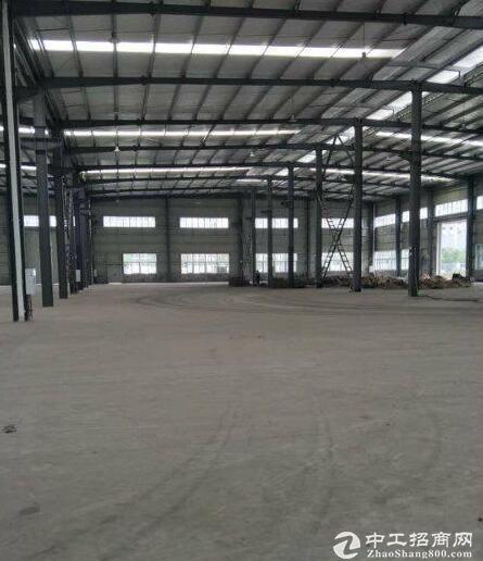 重庆单层框架结构2000方带10吨行车