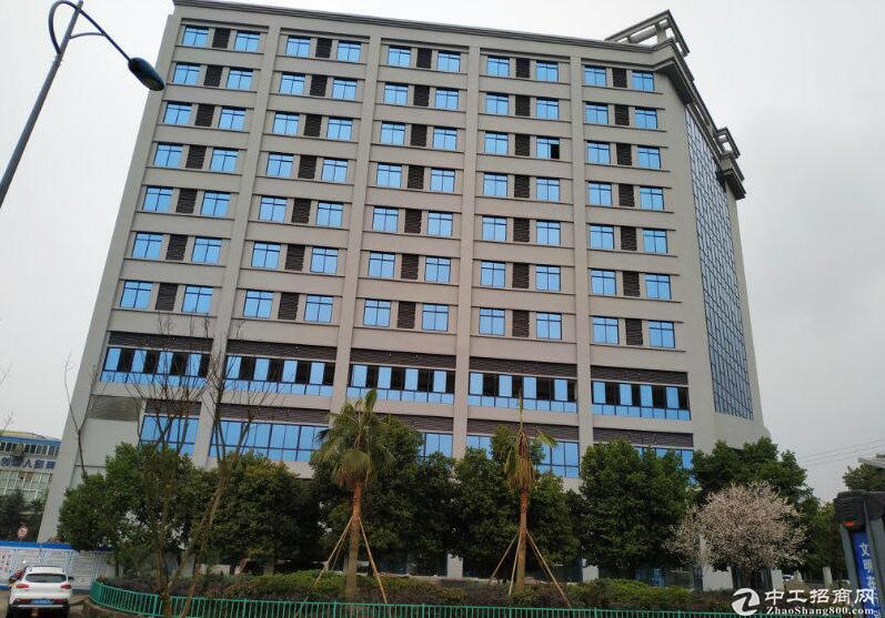 重庆超科产业园全新厂房出售 交通便利