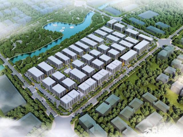 大面积大厂房 层高8.1米高厂房独立产证