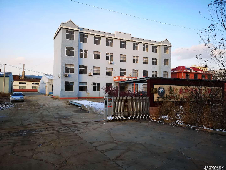 出售厂房5000平,冷库、仓库各300平,办公楼1300平,别墅500平,手续齐全。