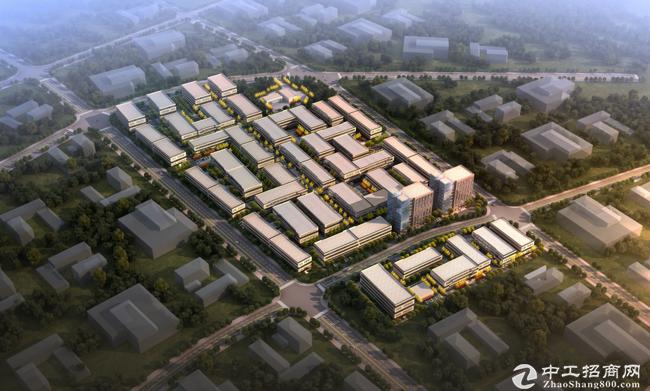 粤港澳大湾区核心位置独立产权厂房出售
