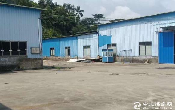 东莞茶山镇环城路厂房分租400平方出租