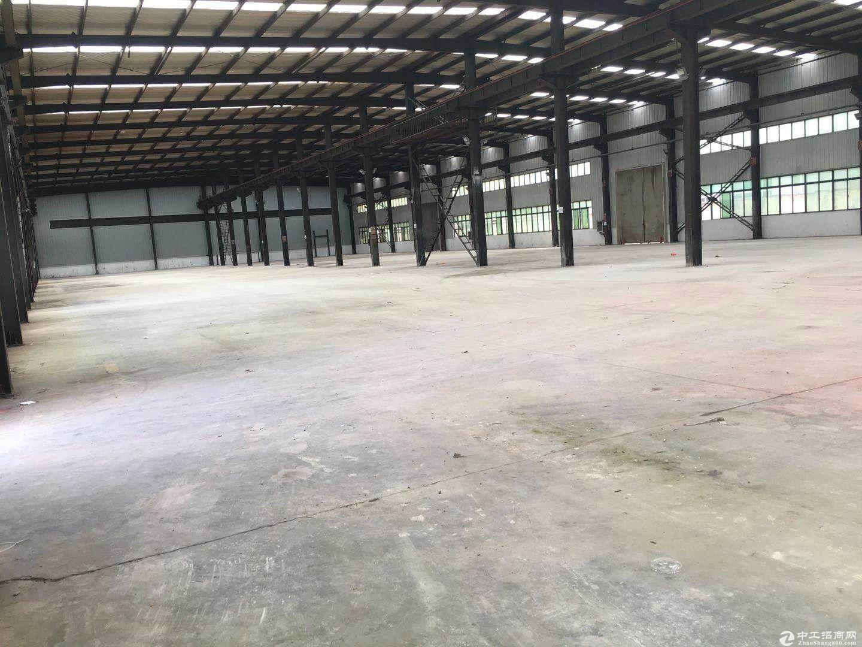 枫展路附近独栋厂房仓库出租,高平台,仓库,物流,可短租