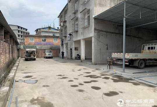 雨城区对岩镇车管所旁1000㎡厂房