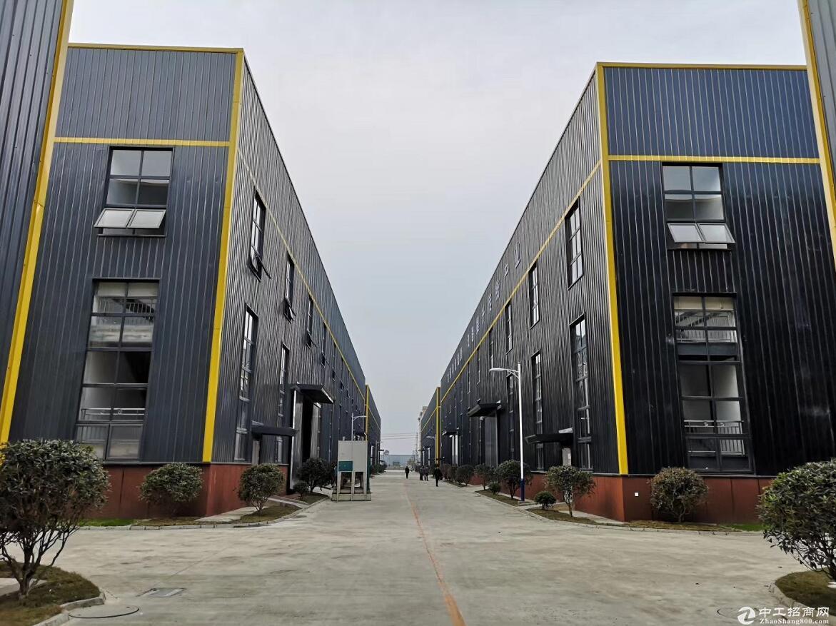 2500平精装配套齐全办公生产独栋厂房!