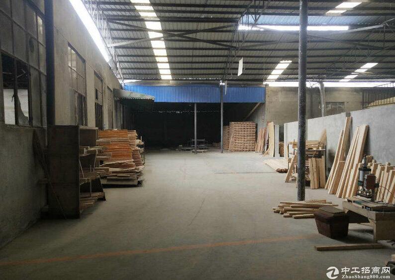 名山1600平家具厂房可做免漆家具类以及沙发床垫