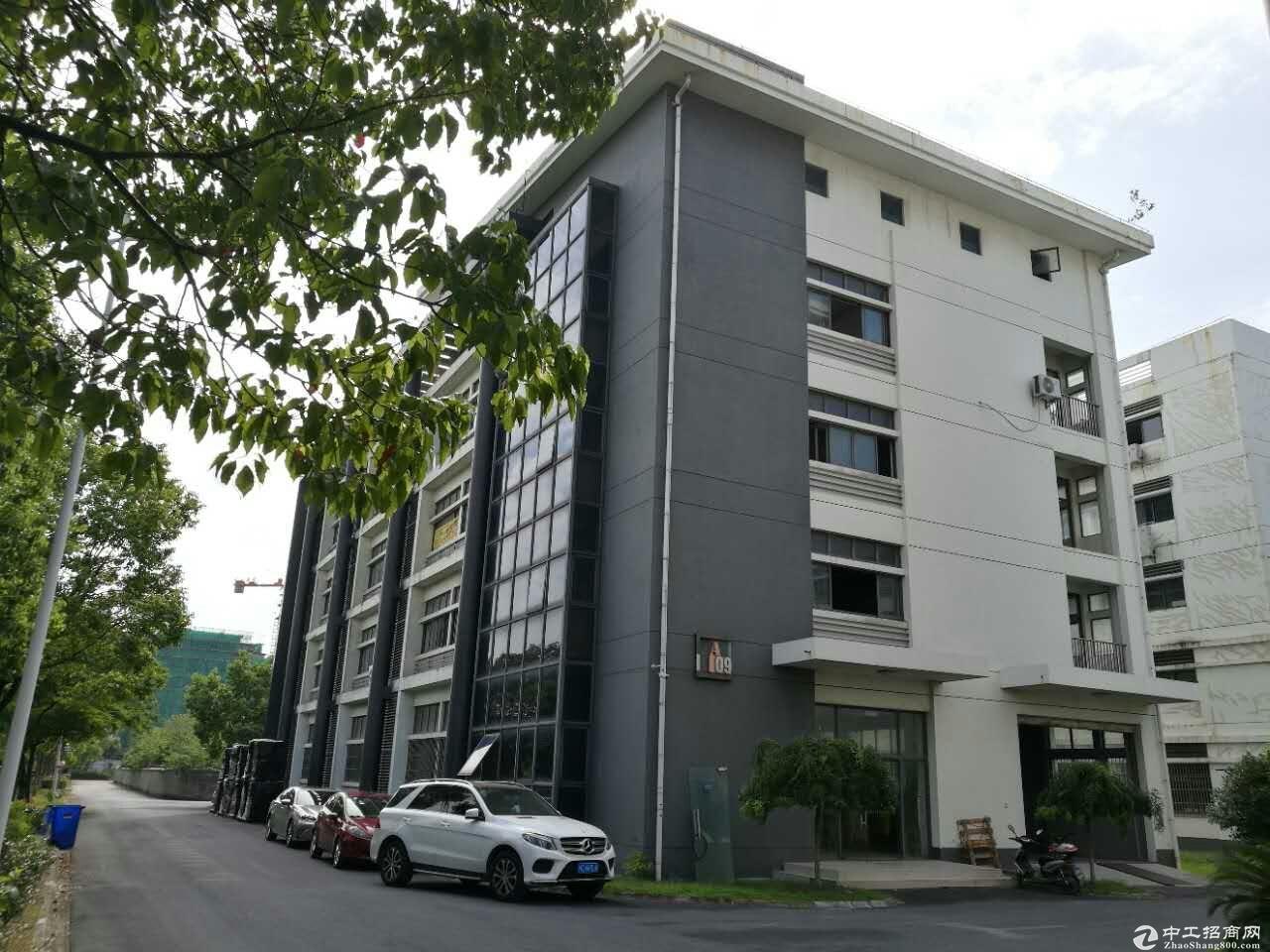松江独栋2700平米104板块厂房出租可分割