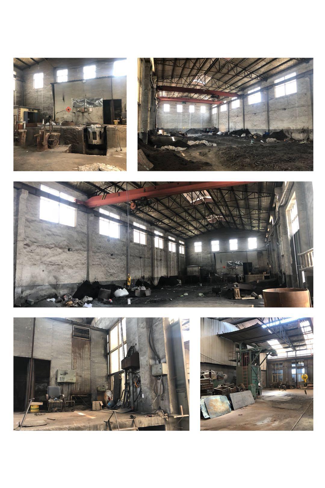 出租即墨南泉附近铸造厂房或用于正规机械加工车间
