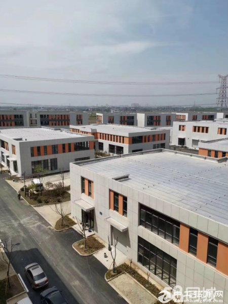 园区8米层高厂房,独门独院可行车,办公生产研发一体化