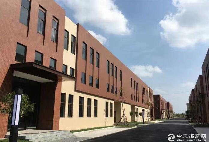 两江新区1600−1800独栋标准厂房可定制