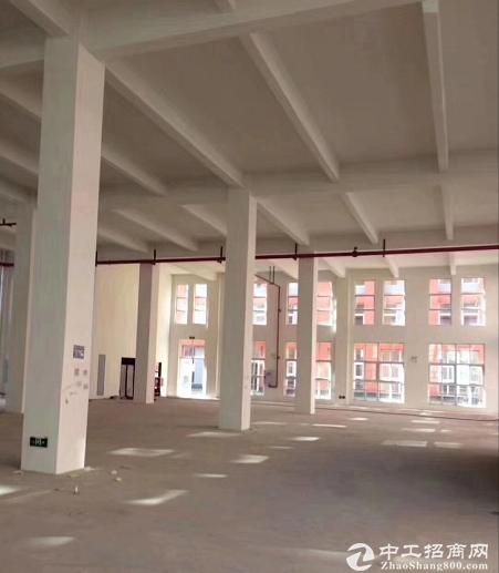 两江新区3200㎡独栋标准厂房现房出售金科产业园