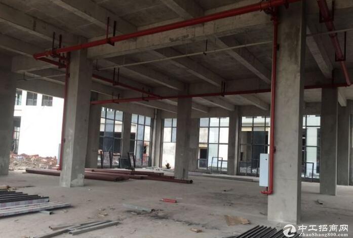 重庆两江新区水土高新区智能制造厂房