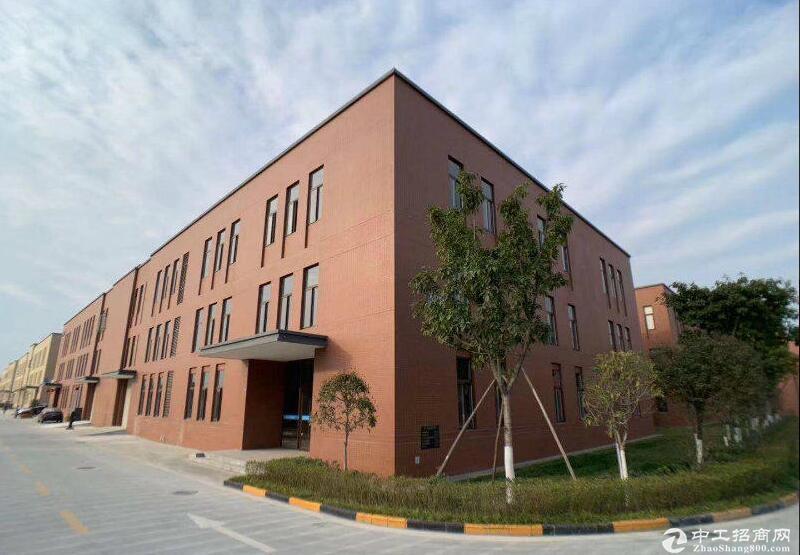 可售 高新区园区 独栋框架式厂房 可办公生产研发