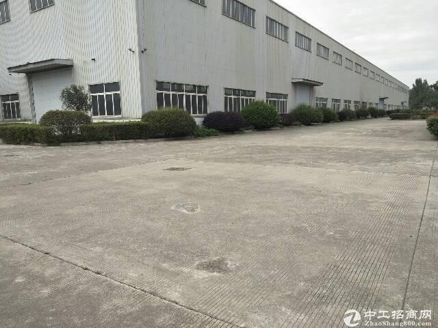 全新钢结构可装行车厂房仓库出租,配电800KVA