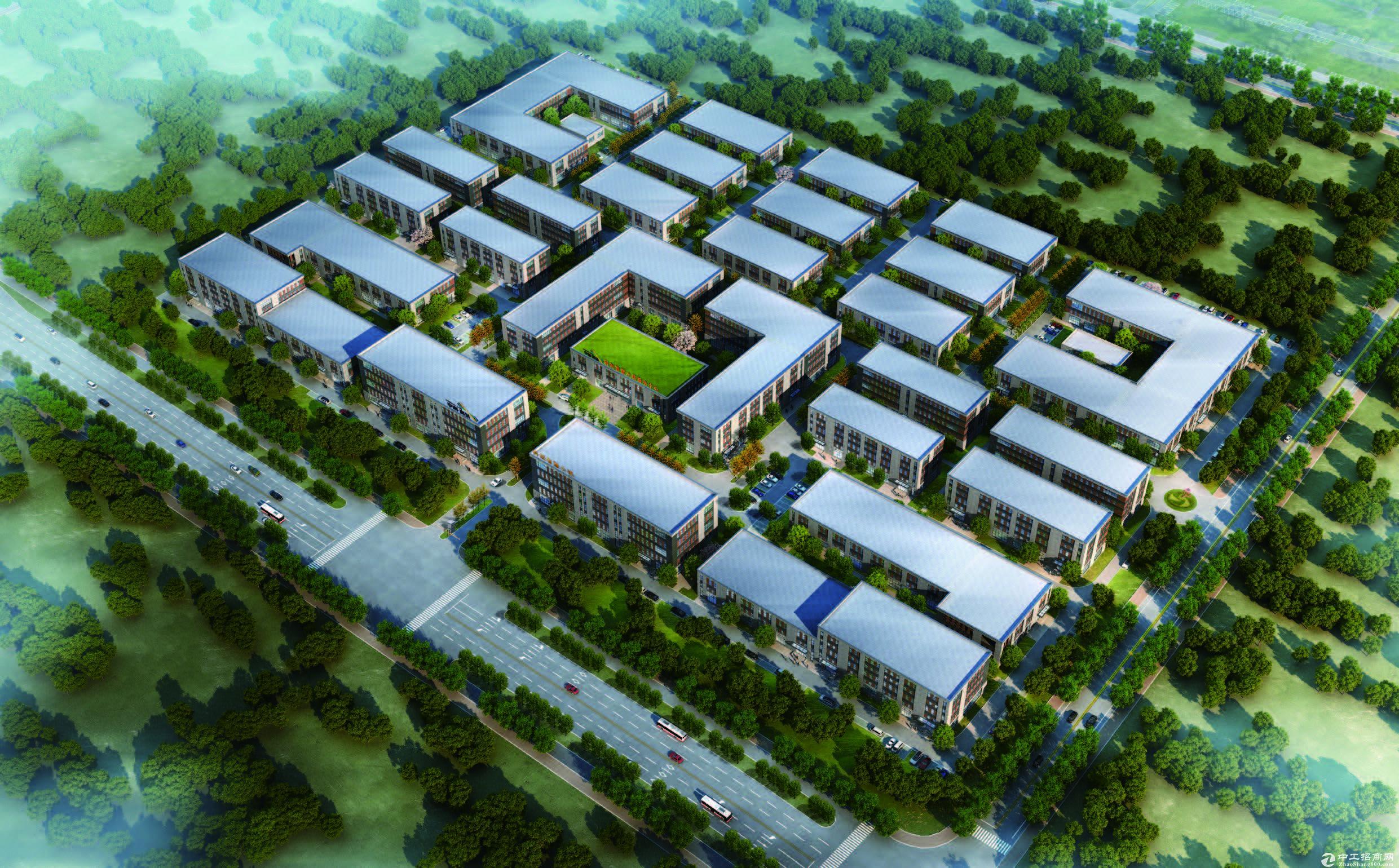 园区开发商招商 可分期可按揭 价格可谈 欢迎企业