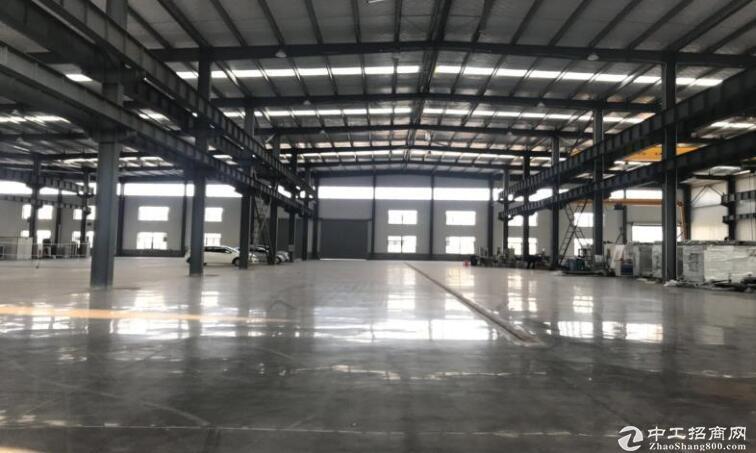 高淳经开区荆花路厂房出租,层高10米可装25吨行车