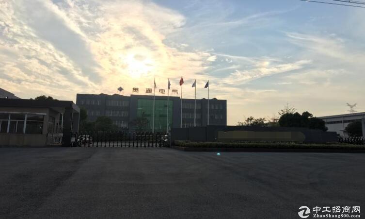 高淳经开区紫荆大道,标准厂房出租,层高4.2米